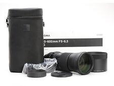 Canon Sigma 150-600 mm 5-6.3 DG OS HSM Contemporary + TOP (220667)