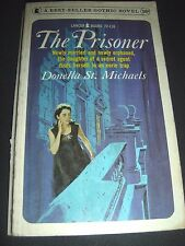 The Prisoner By Donella St. Michaels Lancer Gothic 1966 Paperback