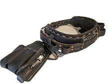 Buckingham 2000M 2D-Ring(Sz:26)Full Floating Body Positioning Belt w/Holster$600