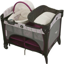 Graco Pack 'n Play Playard with Newborn Napper DLX, Nyssa