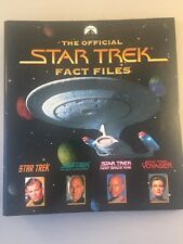 Collectable The Official Star Trek Fact Files No6 - star trek fact file 6