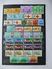 FIJI :- 1963 - 1966 : Mint & Used selection