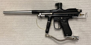 WGP Trilogy Pro SF Autococker Paintball Marker Black Electric Two Piece  Upgrade