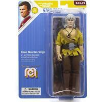 """Khan Noonien Singh - Mego 8"""" Action Figure - Star Trek Wrath of Khan"""