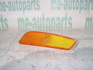 03-07 CADILLAC CTS OEM FRONT BUMPER RIGHT PASSENGER MARKER LAMP LIGHT 25699094