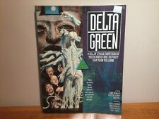 Delta Green Call of Cthulhu RPG Sourcebook 1997 New