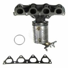 Exhaust Manifold w/ Catalytic Converter Federal for Honda Civic Del Sol 1.6L