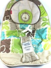 Rainforest Friends Bouncer Replacement Seat Pad Fisher Price