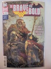 The Brave and the Bold #1 A Cover DC NM Comics Book