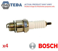 4x BOSCH ENGINE SPARK PLUG SET PLUGS 0 242 232 502 I NEW OE REPLACEMENT