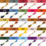 1 x Cross Stitch Thread  Floss Embroidery Cotton Sewing Skeins Code 167 ~ 554