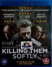 Killing Them Softly (Brad Pitt) Blu-Ray 2013 New And Sealed