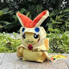 """Peluche PIKACHU con Pokémon Tuta Nintendo Pokemon Go Giocattolo Peluche Bambola 8"""""""