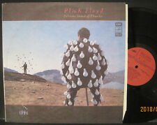 """PINK FLOYD """"Delicate Sound of Thunder"""" 2Lp Russian Pressing on Melodia Label NM"""