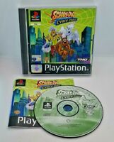Scooby-Doo and the Cyber Chase Video Game for Sony PlayStation PS1 PAL TESTED