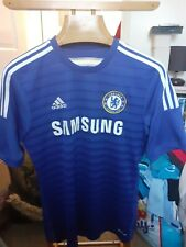 Chelsea Football Shirt Size Adults Medium