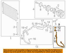 HYUNDAI OEM 14-16 Elantra Air Conditioner-Discharge Hose 977623X600