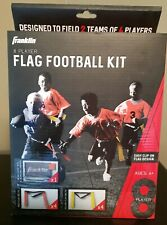Nib Sealed Franklin 8 Player Flag Football Kit Youth Kids Adult Adjustable Belt