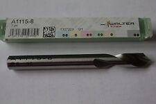Walter TITEX A1115-8 HSS NC spot drill point angle 90  -  8mm Diameter
