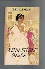R.G. Waldeck - Wenn Sterne sinken - 1956