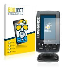 2x protector de pantalla mate lowrance elite - 4 HDI recubrimiento protector protector de pantalla Lámina