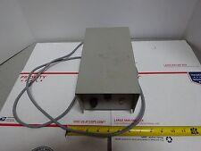 Zeiss Luz Suministro Eléctrico Illuminator Modelo 1100 Papelera #