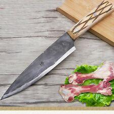 handmade clip steel boning knife kitchen knives traditional  Butcher knife