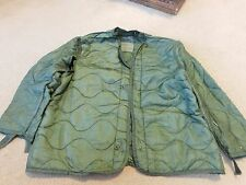 US ARMY FIELD JACKET LINER LARGE