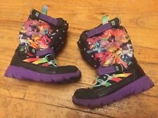 STRIDE-RITE MY LITTLE PONY ADORABLE RAIN/SNOW BOOTS TODDLER GIRLS SIZE 6.5W