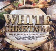 White Christmas CD  2018 Now Christmas
