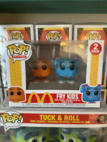 Fry Guys 2-Pack (McDonald's) Funko Pop! Ad Icons - Brand New MINT