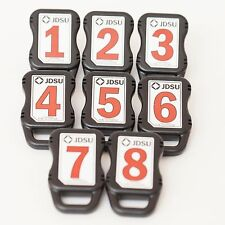 (8)JDSU Smartclass Home Coaxial Cable Identifier #1-8 Part: 21116784