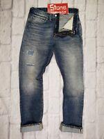 Levis Vintage Clothing LVC 1954 501 Muleskinner Selvedge Jeans W32 L35 £215 New