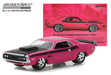 1:64 GreenLight *VINTAGE AD CARS*  1970 Dodge Challenger T/A *HOBBY EX* NIP!