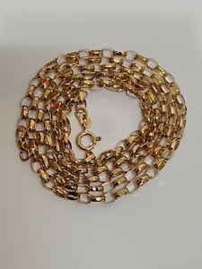 "9ct Yellow Gold Chain ⛓ 30"""