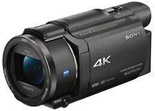 Sony Fdr-ax53 Handheld Camcorder 8.29mp CMOS 4k Ultra HD Black Fdrax53b.cee