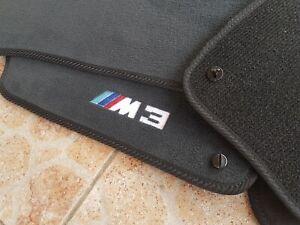 Floor mats Bmw e46 m3 convertible coupe 1997-2006