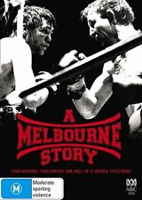 A Melbourne Story (DVD, 2008) Region 4 Rare OOP ABC Boxing Australian