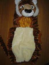 Halloween Costume Plush Tiger 24 Months Toddler