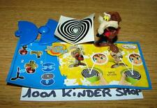 KINDER DC235 DC 235 LOONEY TOONS TUNES SHOW WIL E. COYOTE + BPZ