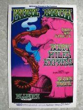 Procol Harum, Blues Image, Buddy Miles Vintage Handbill
