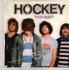 (CN170) Hockey, The Fake - 2009 DJ CD