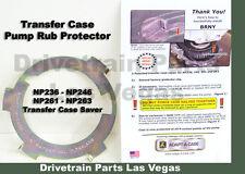 10 Pack BRNY NP261 NP263 NP236XHD NP261XHD NP236 Transfer Case Oil Pump Saver