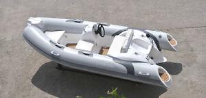 RIB Schlauchboot FW 380 oder 430 Festrumpf BOOT Fertigung ist .Werkauftrag Hot