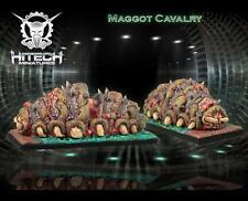 Hitech Miniatures - MO001 Maggot Cavalry 54mm Warhammer 40k 40000