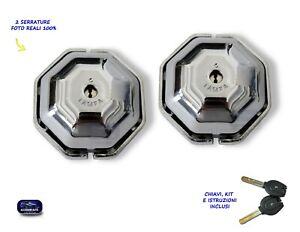 Antifurto serratura furgone di sicurezza aggiuntiva per porte antiscasso kit da