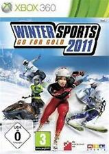 Xbox 360 rtl winter sports 2011go for Gold excellent état