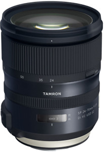 New Tamron SP 24-70mm f/2.8 Di VC USD G2 Lens for Canon EF A032