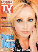 Mag rare TV HEBDO 1999: PATRICIA KAAS
