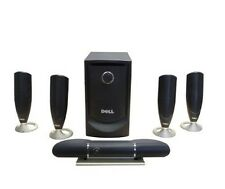 Dell/Samsung MMS 5650 Home Theater System: 5 Surround Sound Speakers/1 Subwoofer